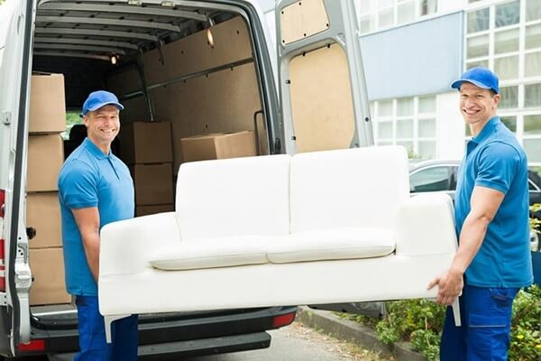 Commercial Long-Distance Moving Estimate
