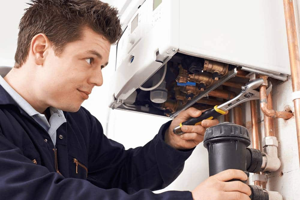 heating installation services