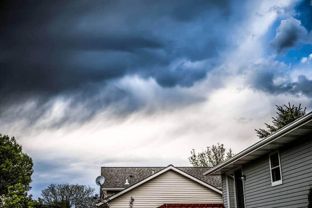 storm damage repair in Smyrna GA