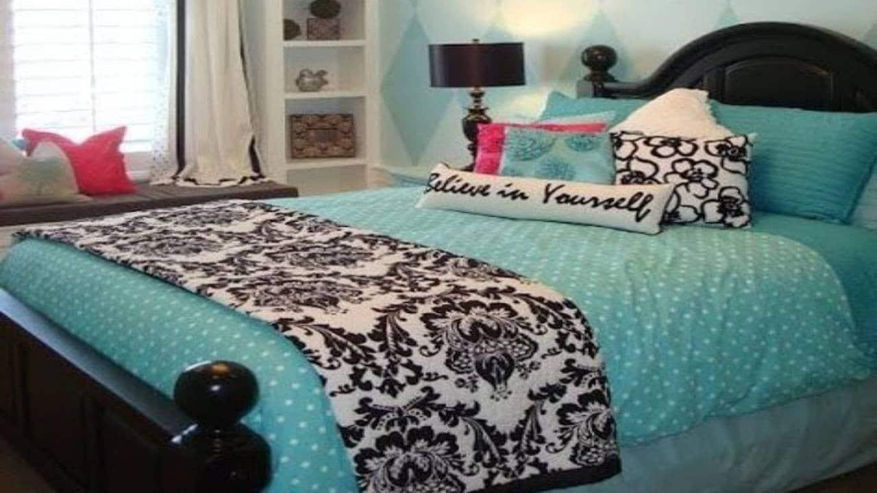 Color Ideas of Teenage Girl Bedroom