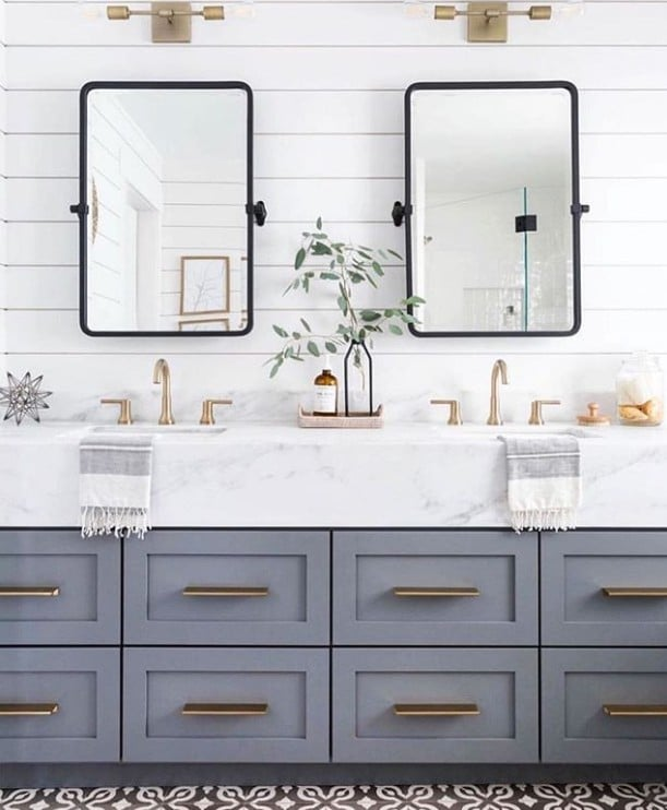 How To Create The Perfect Guest Bathroom Home Of Article