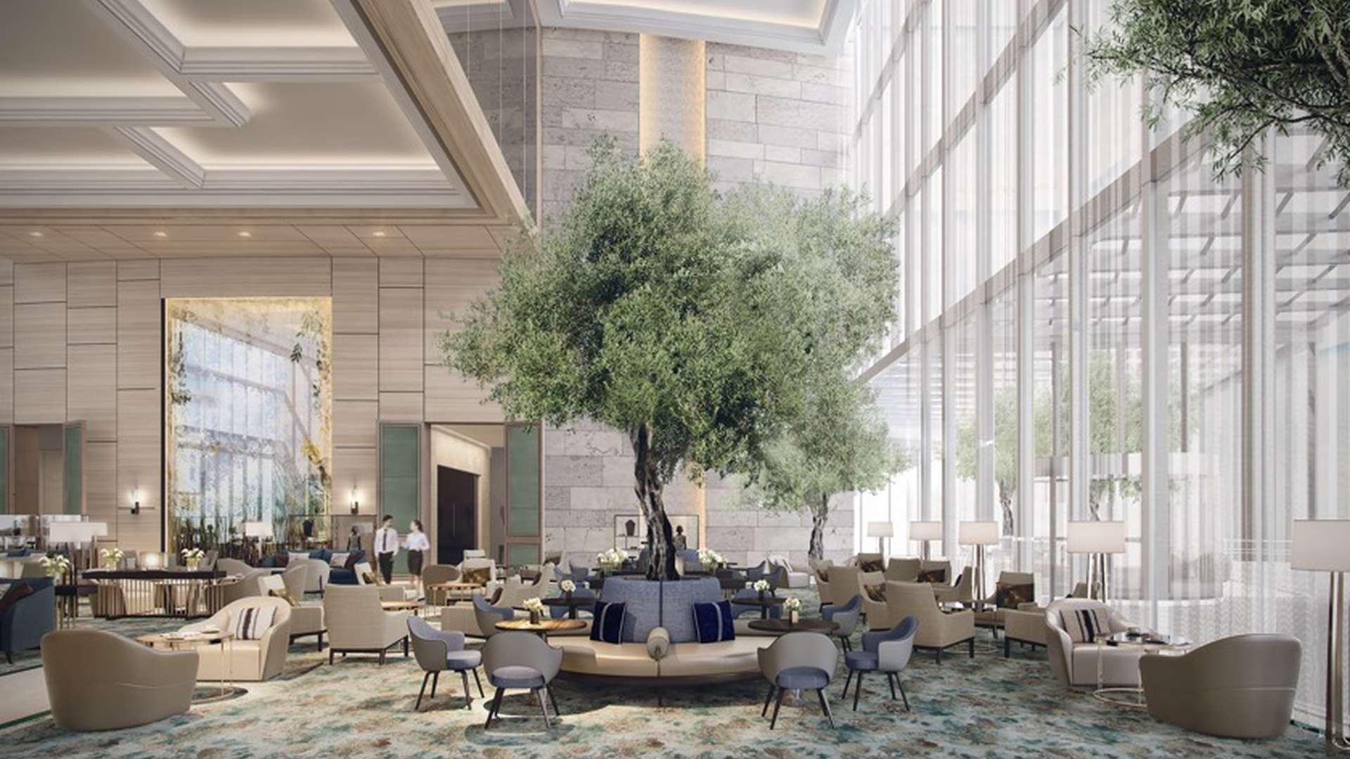 New Hotel in Jumeirah