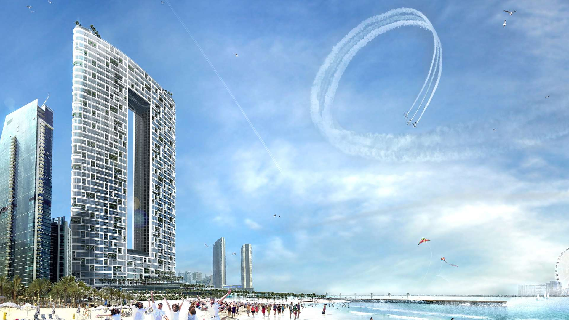 The Address Residences Jumeirah Resorts