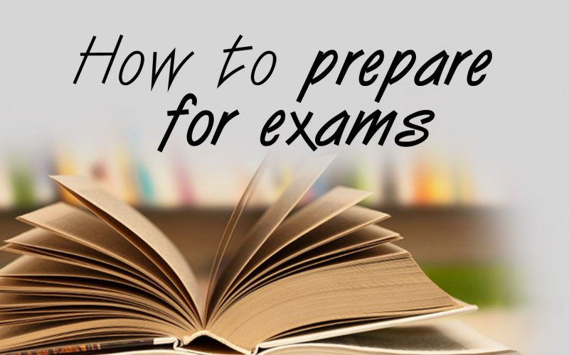 Exam preparation office management in Germany
