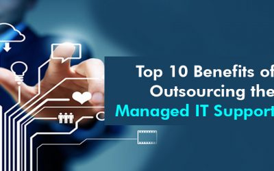 benefits of outsourcing the Managed IT Support